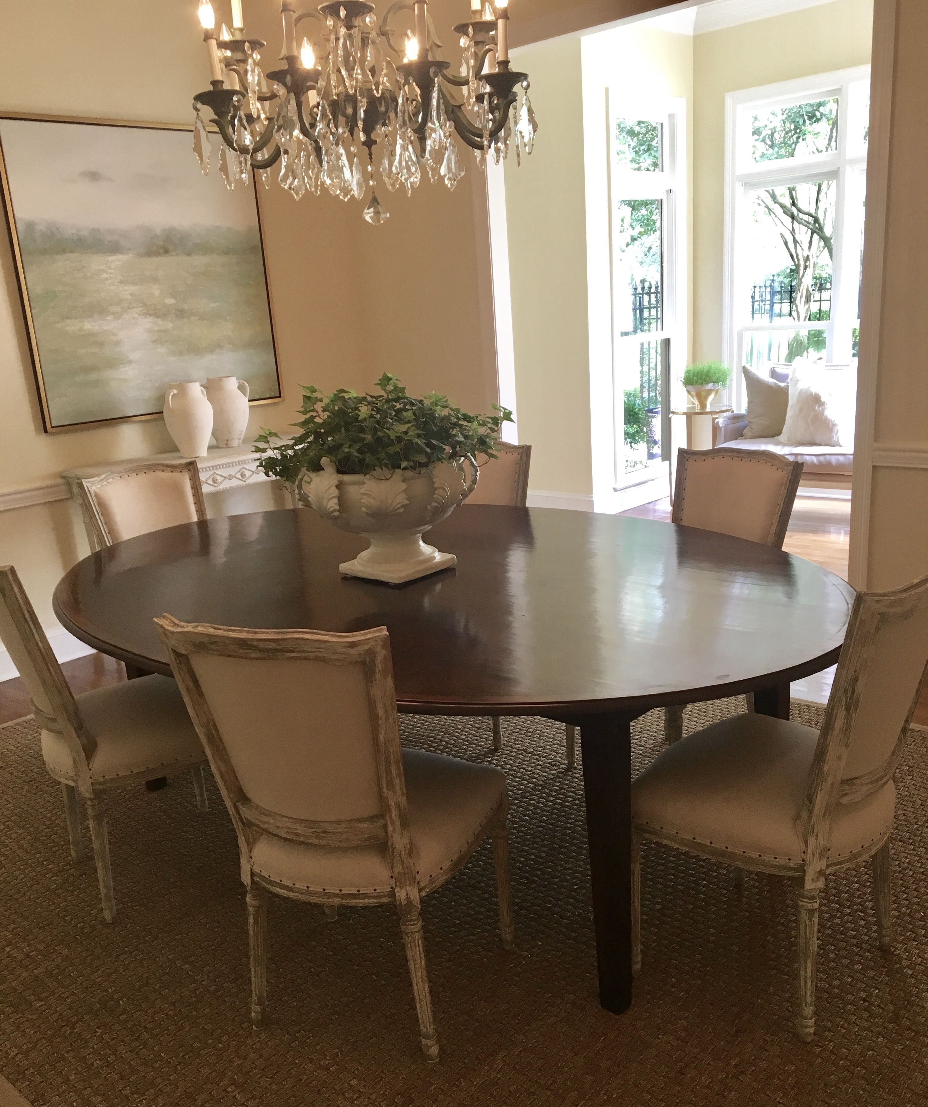 Home Staging Dining Room Table: Pin By ASJ Interiors & Home Staging On 115 Windrush