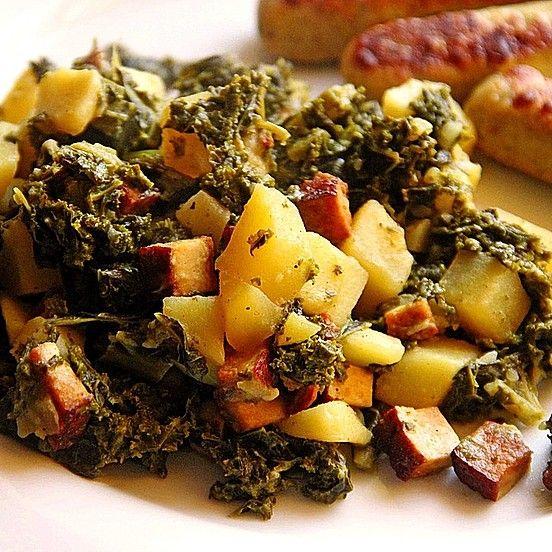 Photo of Kale vegetarian or vegan by cbetz100   Chef