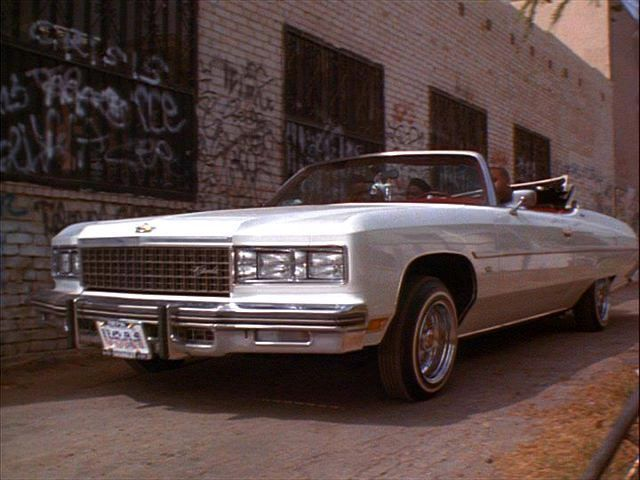 1976 Chevrolet Caprice Classic Menace Ii Society Royalties