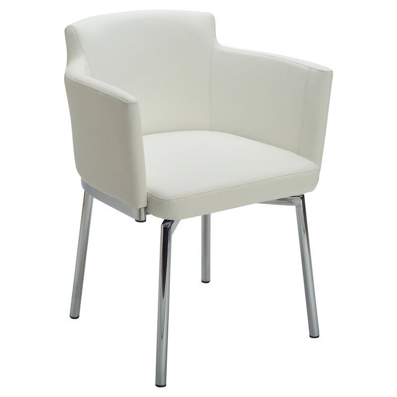 Sunpan Garcia Swivel Chair - 1093