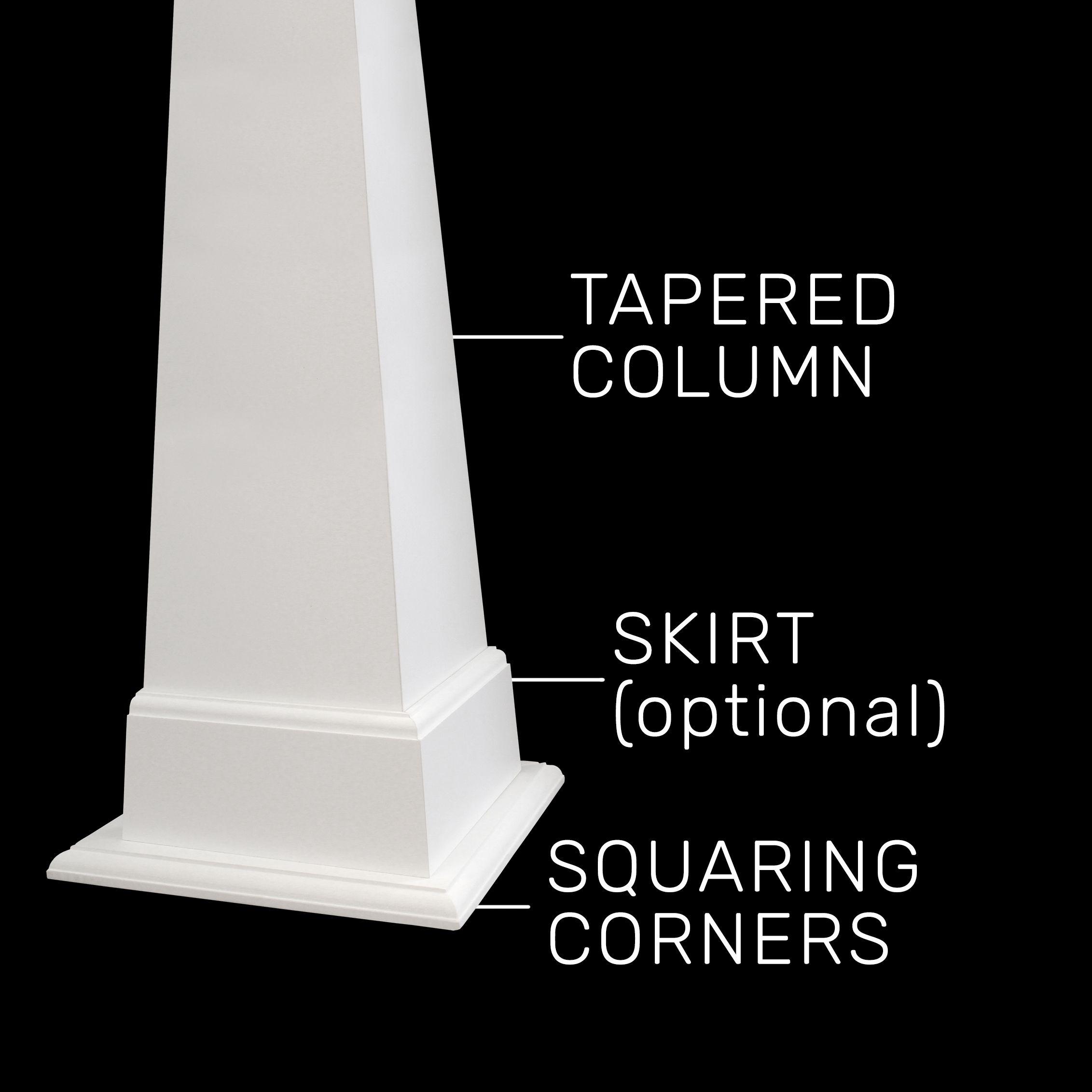 Versatex Pvc Column Wraps Pvc Column Wraps Column Wraps Column Wrap