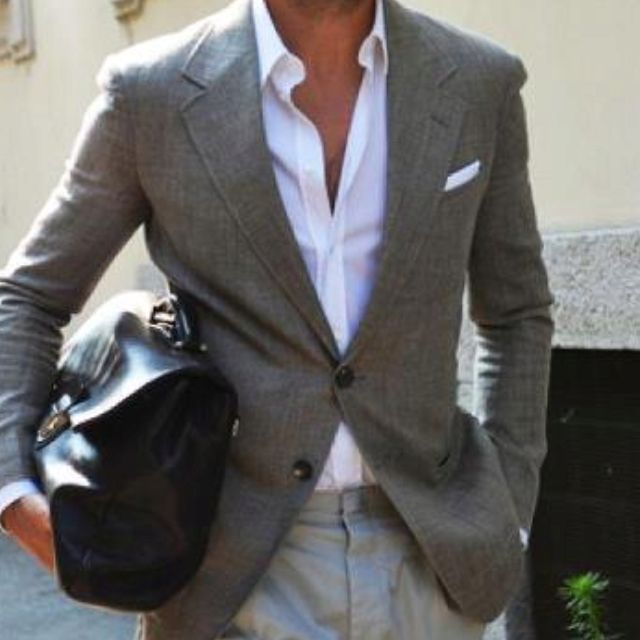Hot Weather Style This Is How You Keep Cool Gentleman Style