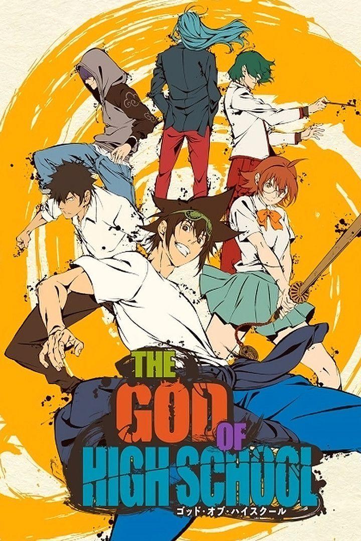 Summer 2020, The God of High School in 2020 Anime, Manga