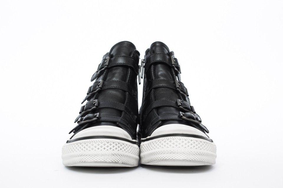 new product exclusive deals vast selection Ash sneakers con fibbie nere | Ash shoes summer 2018 | Ash ...