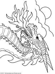 printable dragon  free coloring pages coloring pages
