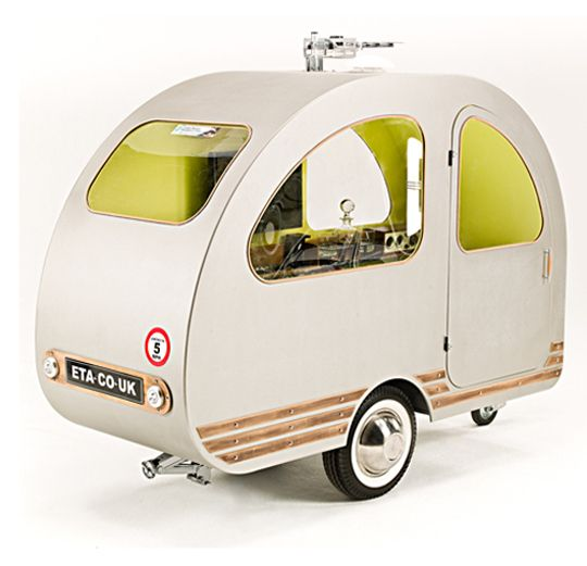 MINI camper + caravan   Mini caravan, Mini camper, Camper