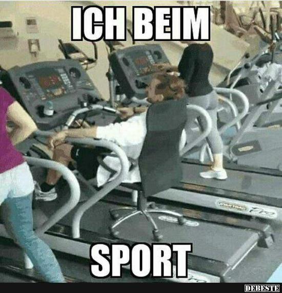 Ich Beim Sport Funny Gif Funny Pictures Humor