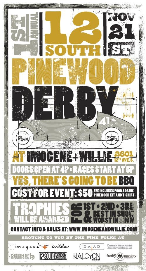 Awesome personalized Pinewood Derby ad.... | Scouts | Pinterest