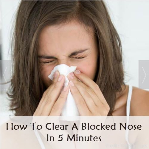 1267ad462e1eae2945dfc150f9d533f3 - How To Get Rid Of Stuffy Nose On One Side