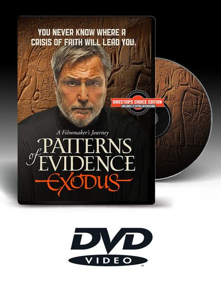 Patterns Of Evidence The Exodus Directors Choice Edition Dvd