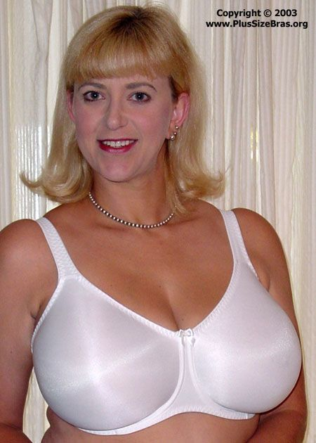 31eb855fea4 PLUS SIZE BRA BUSTY BLONDE MODEL. (Heidi ). PSB Goddess. (Plus Size ...