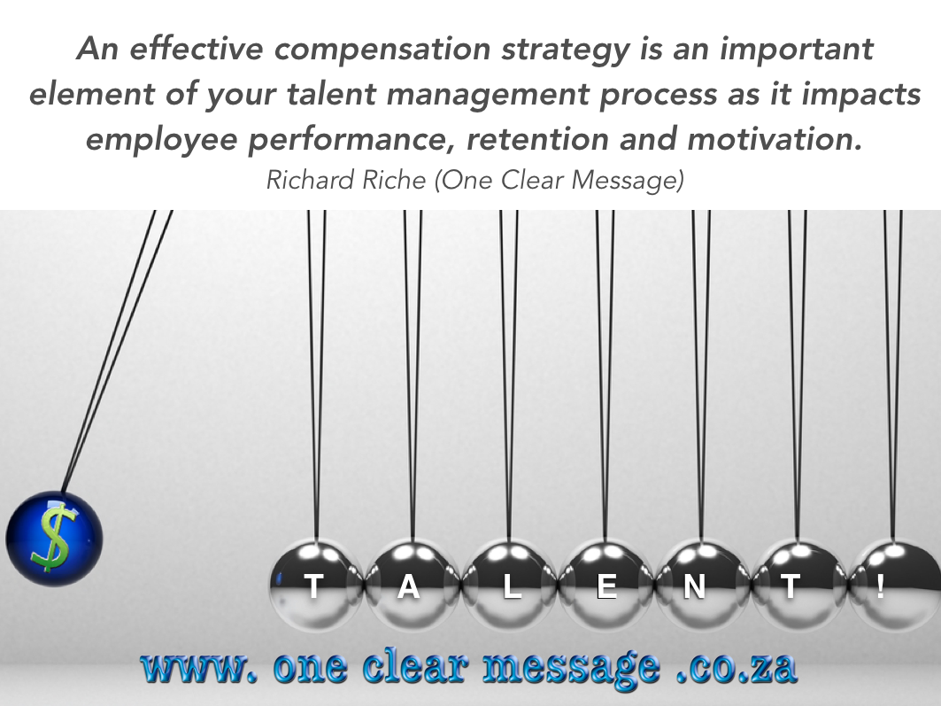 Effective Compensation Strategy An Essential In Employee