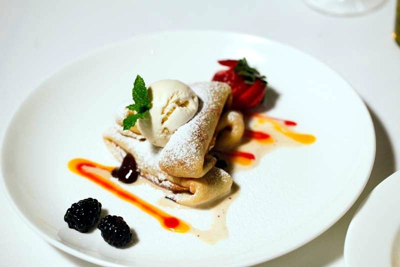 Cuvee Dessert | Tasty dishes, Cuisine, Food
