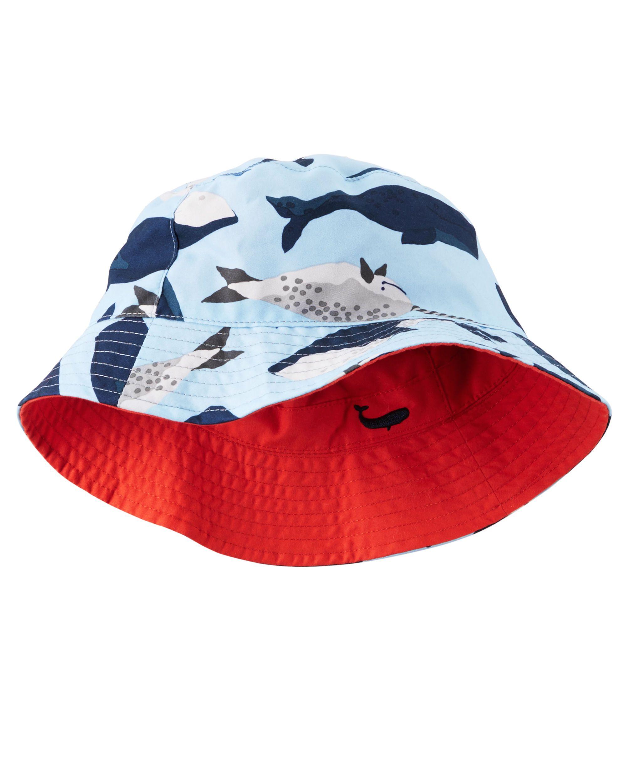 c67db64c0cc Baby Boy Reversible Bucket Hat