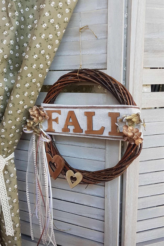 Photo of DIY Fall Wreath