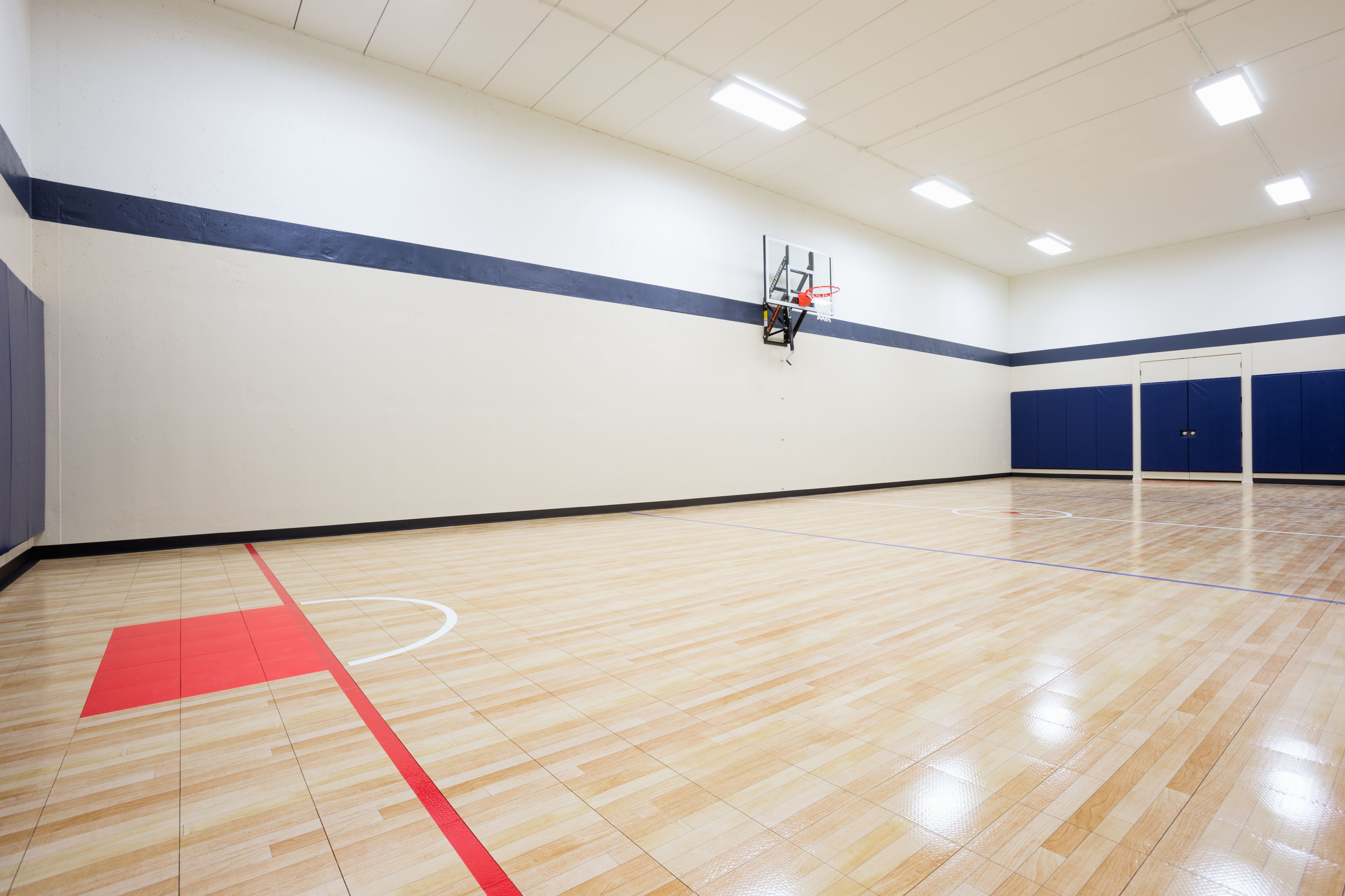Basketball Court - Hamptons in the Country - Eskuche Design - www ...