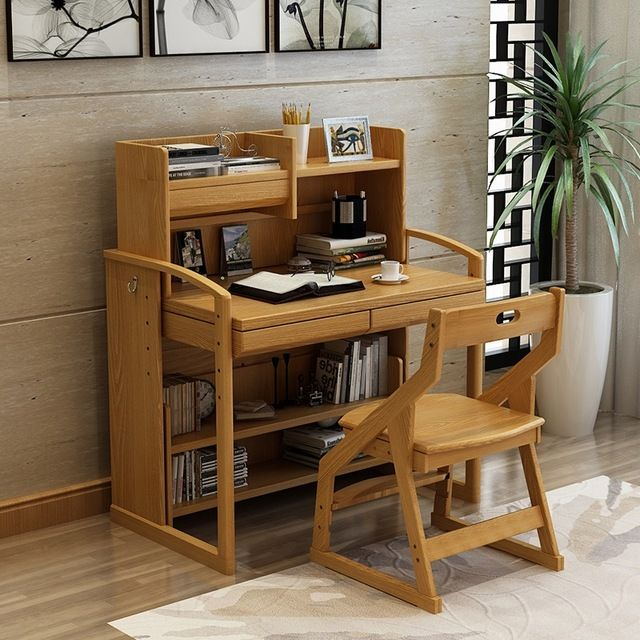 Meja Belajar Jati Real Child Lift meubles Pinterest Child