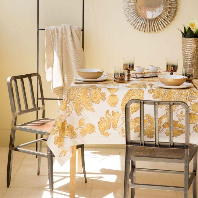 Tischlein Deck Dich Die Schönsten Dekoideen Für Eure Brotzeit Brilliant Dining Room Tablecloths Review