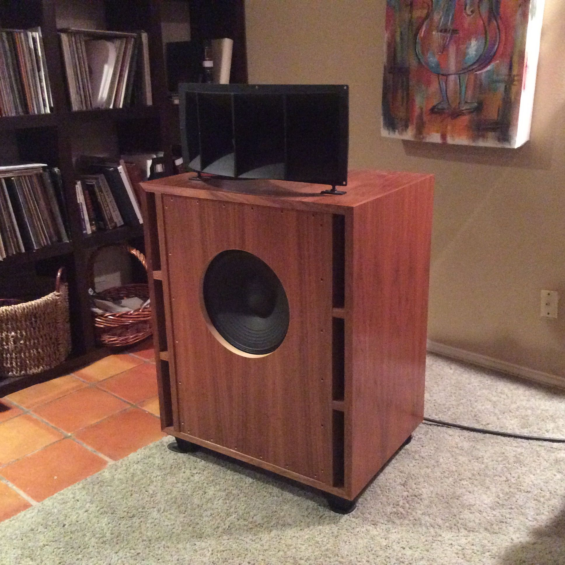Altec Horn Speaker, Onken cabinet | Speakers | Pinterest ...