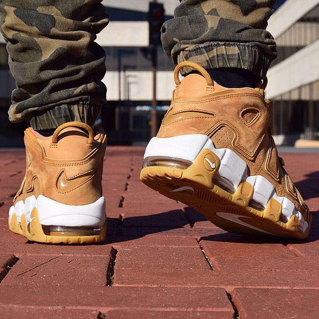 "factory price f9b81 9c28b Nike Air Uptempo ""Wheat"" 