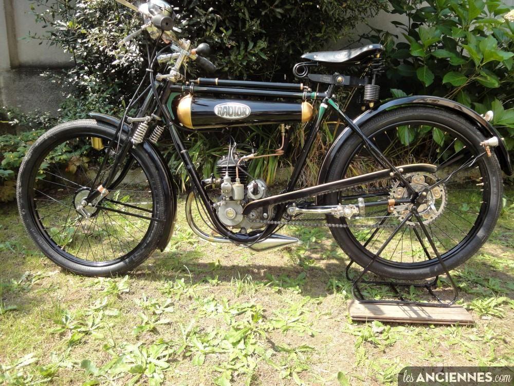 radior ann 1924 moteur nervor 2 stroke monovitesse a 2 temps de 100cc de cylendr motos. Black Bedroom Furniture Sets. Home Design Ideas