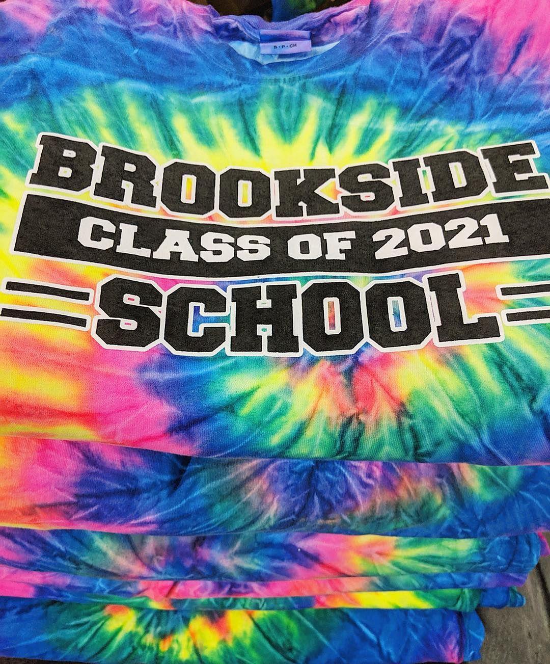 Class of 2021 school custom tshirt design senior class