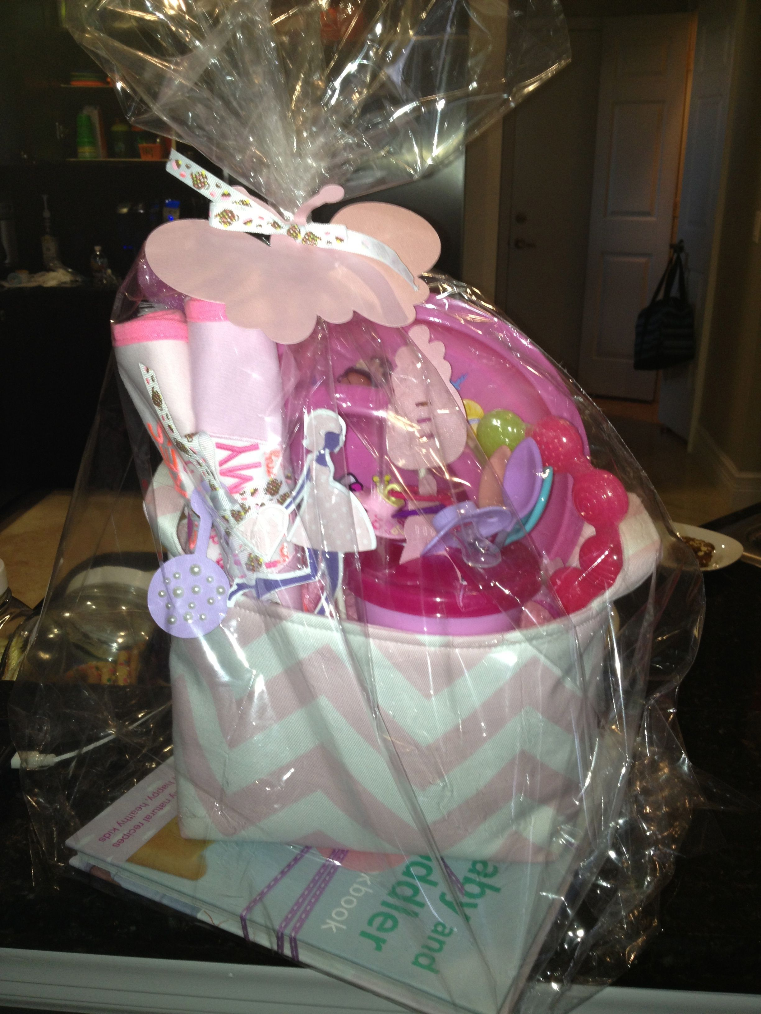 Pin By Amanda Sprague On Kawaii Smitten Kitten Baby Shower Gift Basket Diy Projects Gifts Baby Shower Gifts