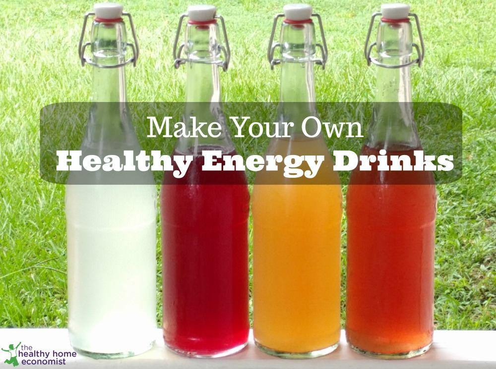 Healthy Energy Drinks Recipe Healthy Home Economist Recipe Healthy Energy Drinks Energy Drink Recipe Healthy Energy Drink Recipe
