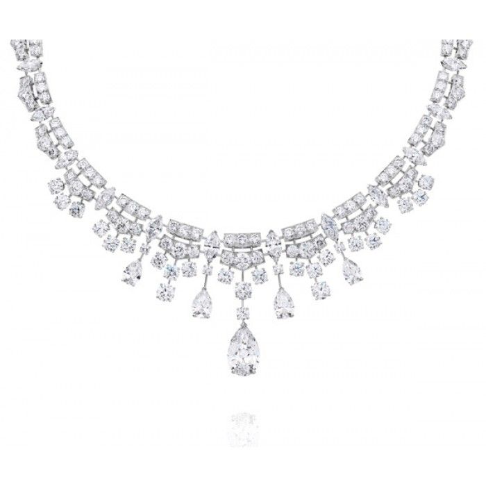 0b0e3671e6e75 De Beers Phenomena Frost Necklace J4PH20D50W | De Beers | jewellery ...