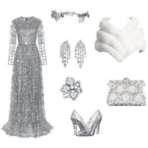 Moscow Fashion Week. Cinderella ball. March.