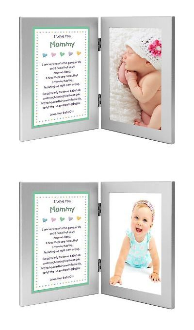 Baby Picture Frames 117392: Gift For New Mom - Sweet Mommy Poem From ...