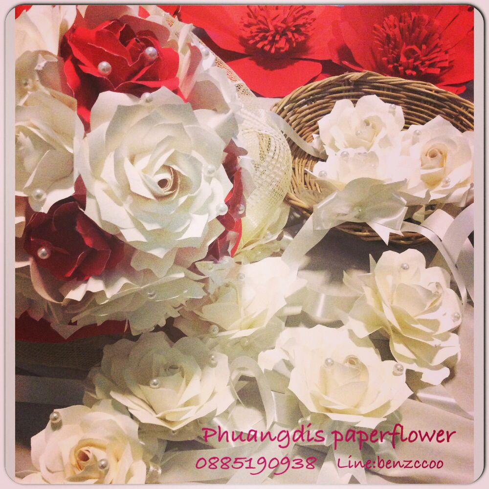 Paper flower paper flower thailand pinterest explore paper flowers thailand and more mightylinksfo
