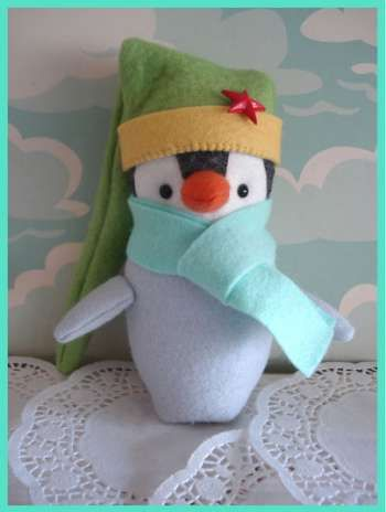 Meep - by May Blossom - Softie PatternSECONDARY_SECTION$16.00 ...