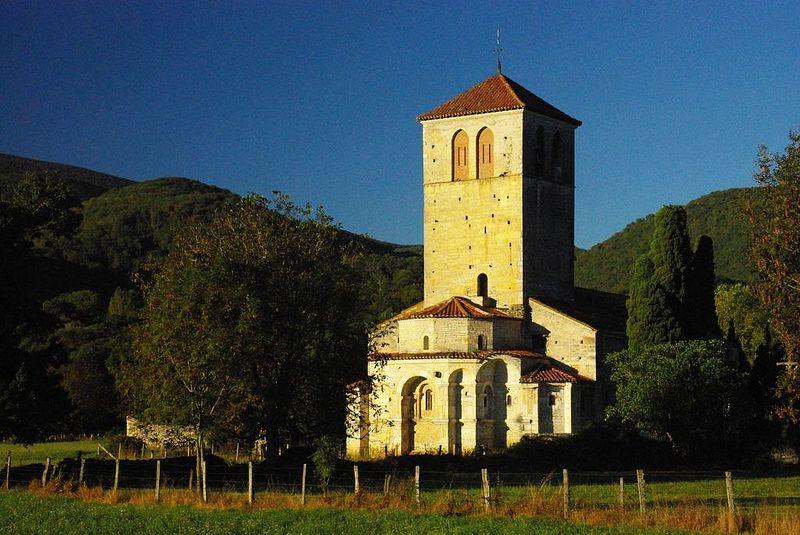 Basilique Saint-Just de Valcabrère (Haute-Garonne)