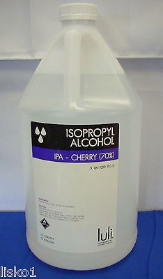 ISOPROPYL ALCOHOL Luli Spa & Beauty Products CHERRY Scented