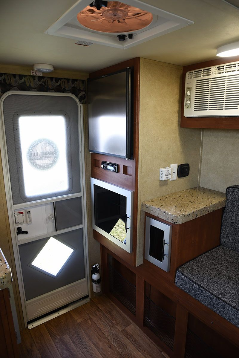 Travel Lite Air Camper Entry Door Camper Pinterest Truck