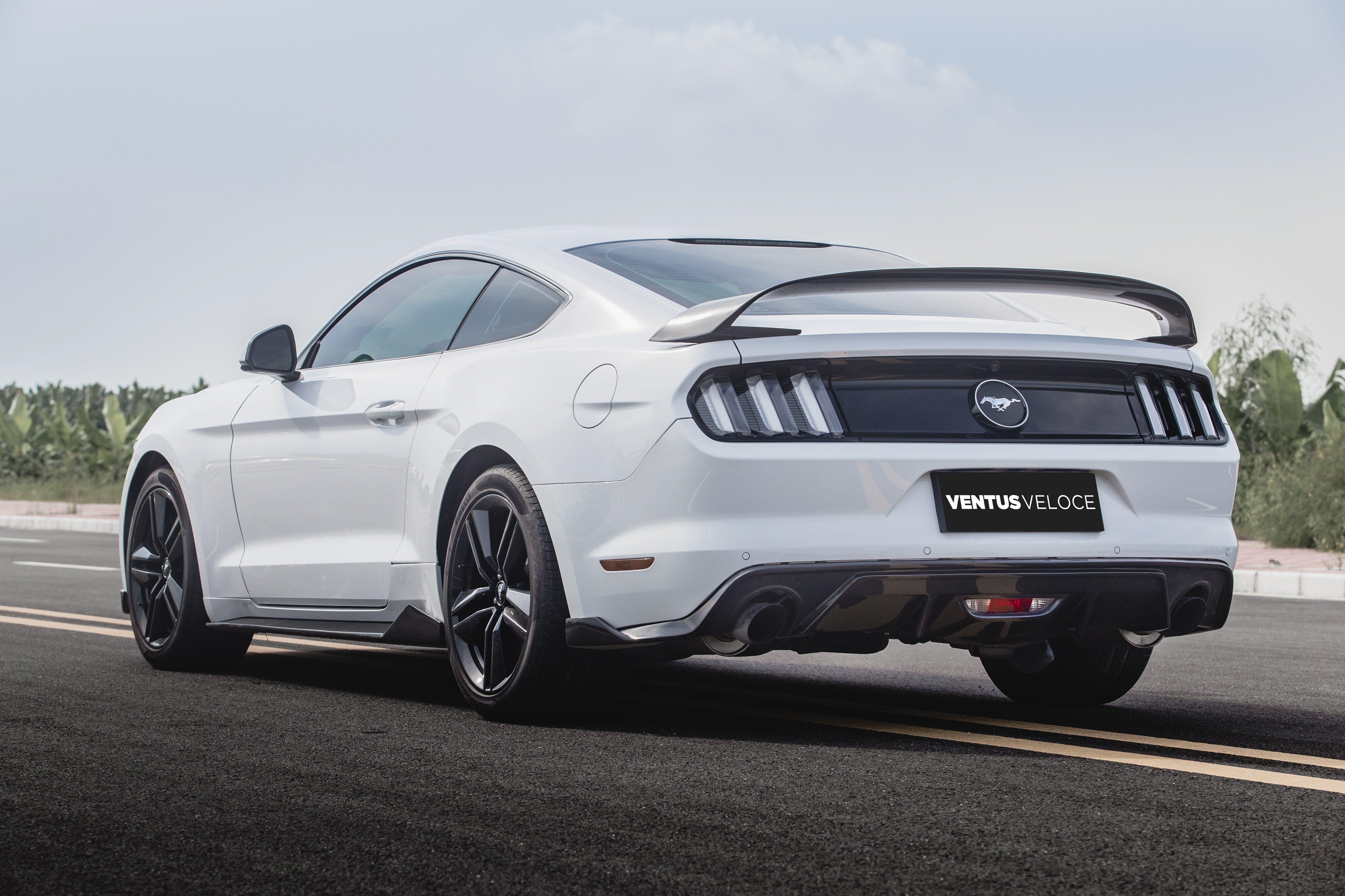2015 2018 Ford Mustang R Spoiler Mustangs Pinterest Sketches 2016 2017 Gt350 Style