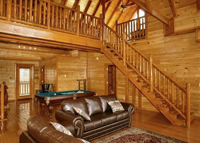 Big Bear Cinema #510 | 5 Bedroom Cabins | Pigeon Forge Cabins | Gatlinburg  Cabins