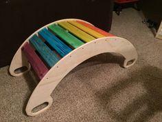 Kids Rainbow Rocker                                                                                                                                                                                 More
