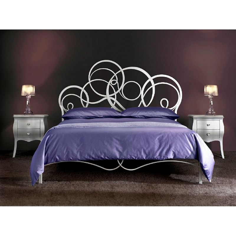 Cosatto Letti.Azzurra Luxury Wrought Iron King Size Bed By Cosatto Letti Home