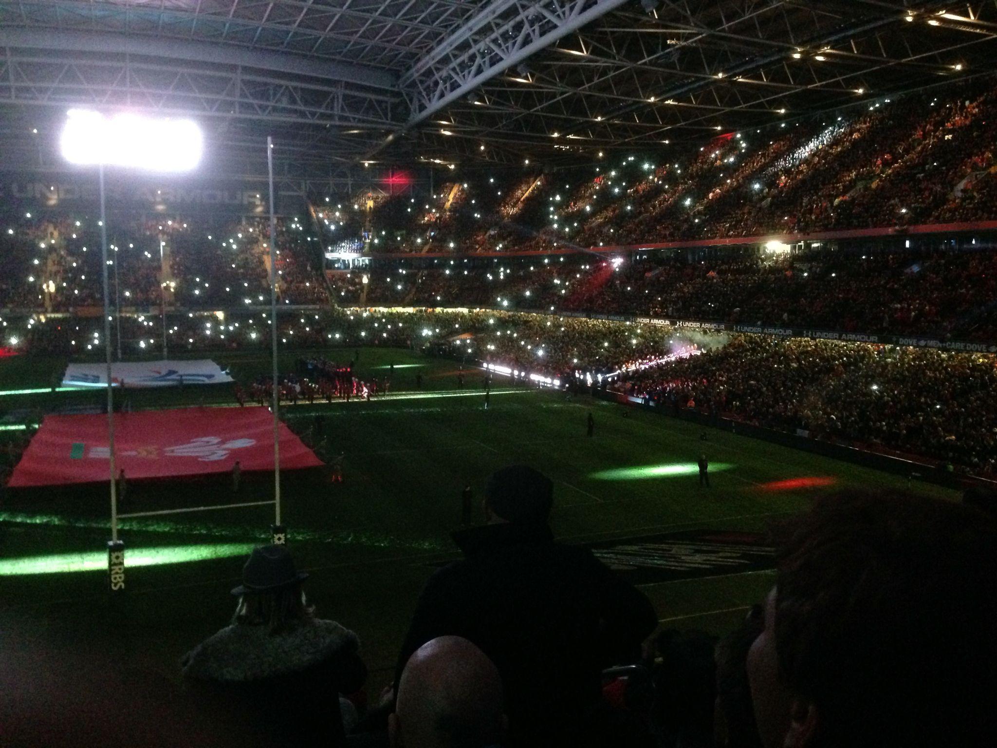 Cymru Yw R Gorau Caru Cymru Soccer Field Field Cymru