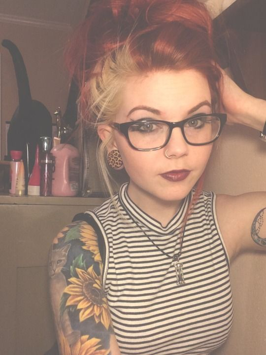 hot emo hipster nude