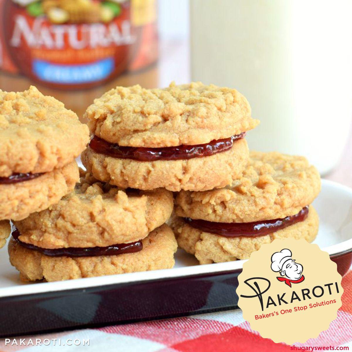 Cookies Dengan Selai Kacang Mungkin Sudah Biasa Namun Bagaimana Dengan Jelly Didalamnya Peanut Butter And Jelly Sandwich Cookies Me Selai Kacang Sandwich Kue