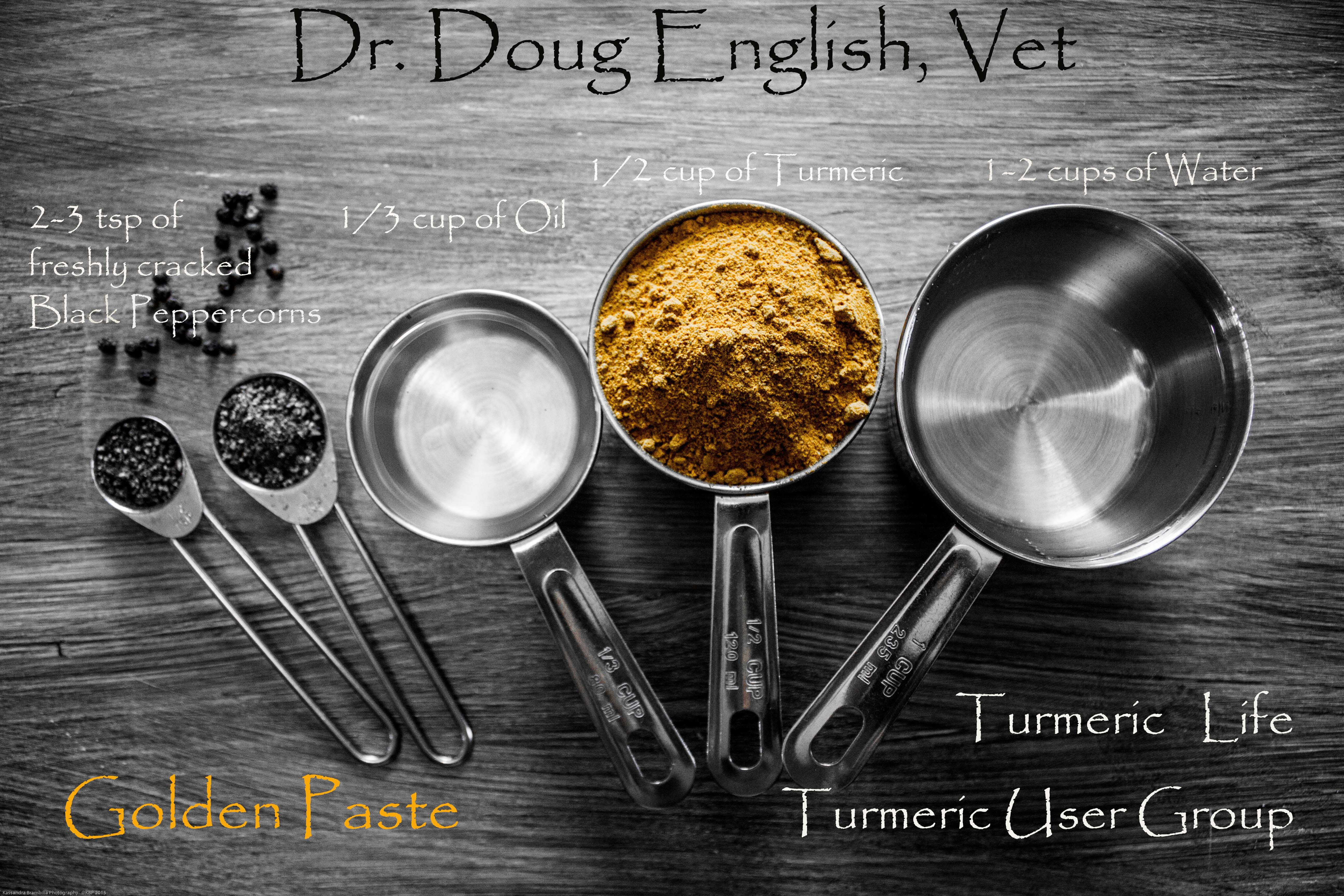 Turmeric golden paste doug english vet veterinarian curcumin coconut turmeric golden paste doug english vet veterinarian curcumin coconut oil health food benefits animals horses dogs cats humans forumfinder Image collections