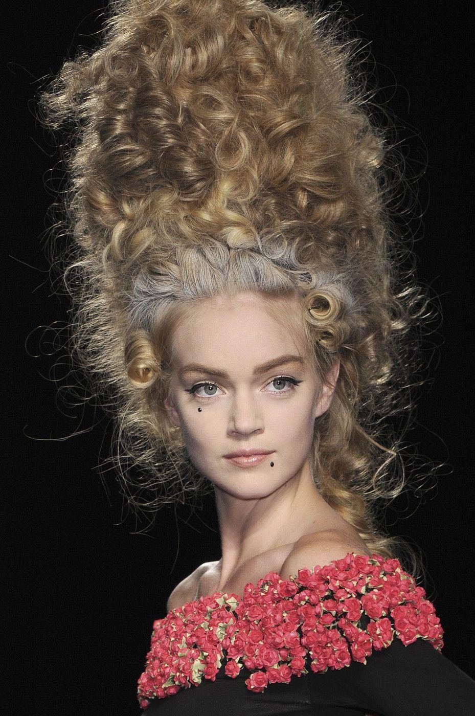 Baroque Inspired Makeup