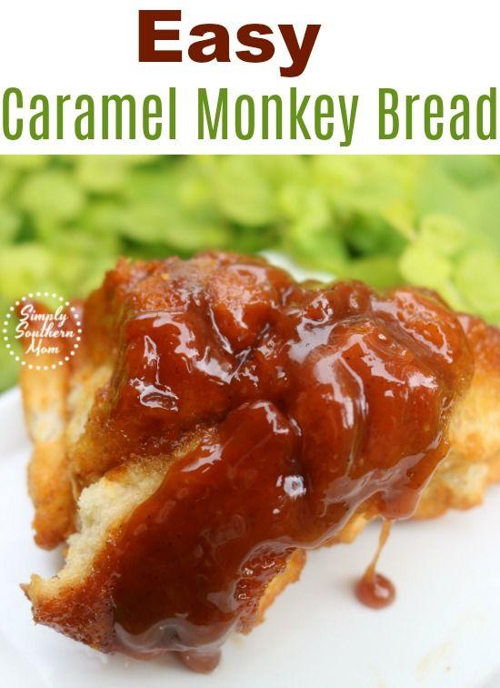 Easy Caramel Monkey Bread Recipe - Simply Southern Mom