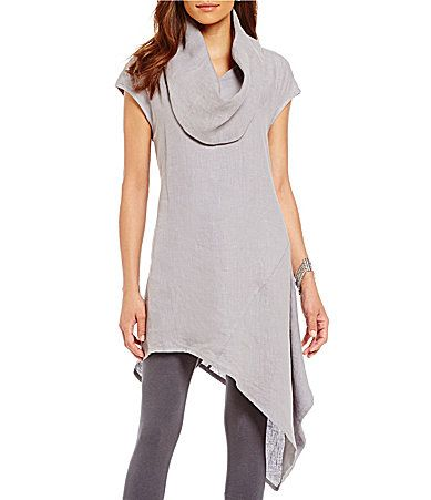 59d41c8ad1b Bryn Walker Light Linen Noa Tunic #Dillards | Women's fashion ...