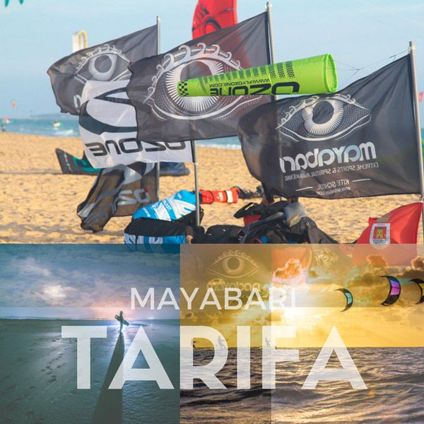 Spiritual awakening and kitesurfing retreat in Tarifa. Discover who you are and learn a new sport which will connect you with nature and yourself.