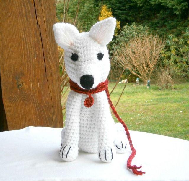 modele tricot animaux en laine