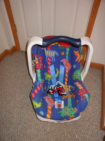 Smart Fit Century Car Seat Carrier Retro Baby Seats